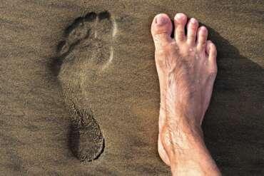 Warum schwitzen Füße und was steckt dahinter?