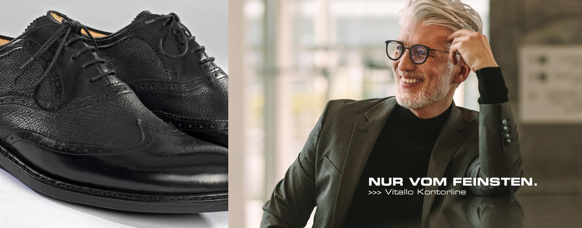 Die Erfahrung von mehr als 50 Jahren Schuhmacherei und drei Generationen ist in die Entwicklung unserer Kontorline geflossen. Dabei haben wir uns nicht nur Gedanken darüber gemacht, wie wir klassisches Design neu und einzigartig umsetzen können.