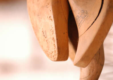 Ein Maßschuh entsteht (2) Leisten und Modell